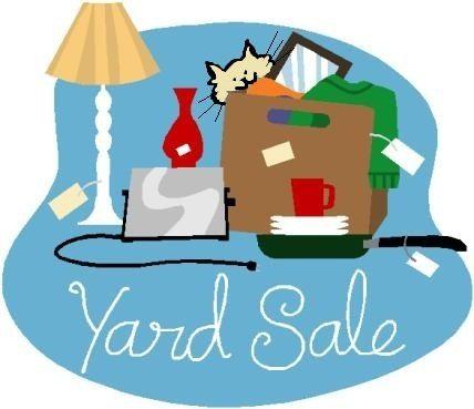 clipart_yard_sale